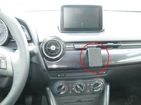 855114 Autohalterung Mazda 2 / CX 15-16