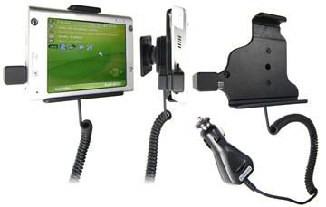 Aktiv Halterung mit 12V Zig.-Stecker HTC Ad