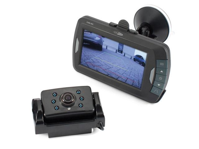 CAM401 Rückfahrkamera Set kabellos